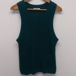 Knitted Anthropologie Tank Top